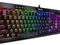 The Corsair K70 MK.2 now comes in a Low Profile variant. (Source: Corsair)