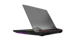 The MSI GT76 Titan is the most powerful desktop replacement laptop on the market. (Image Source: MSI)
