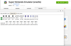 Retro emulators, like SNES9x, are another option for gamers.