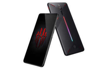 ZTE Nubia Red Magic gaming smartphone