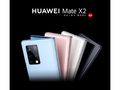 The Mate X2 has 4 color options. (Source: Huawei)