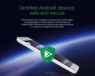 Google's Certified Android devices program is a continuation of its security efforts. (Source: Google)