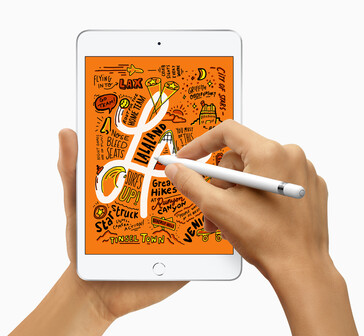 New iPad mini with Apple Pencil support (Source: Apple Newsroom)