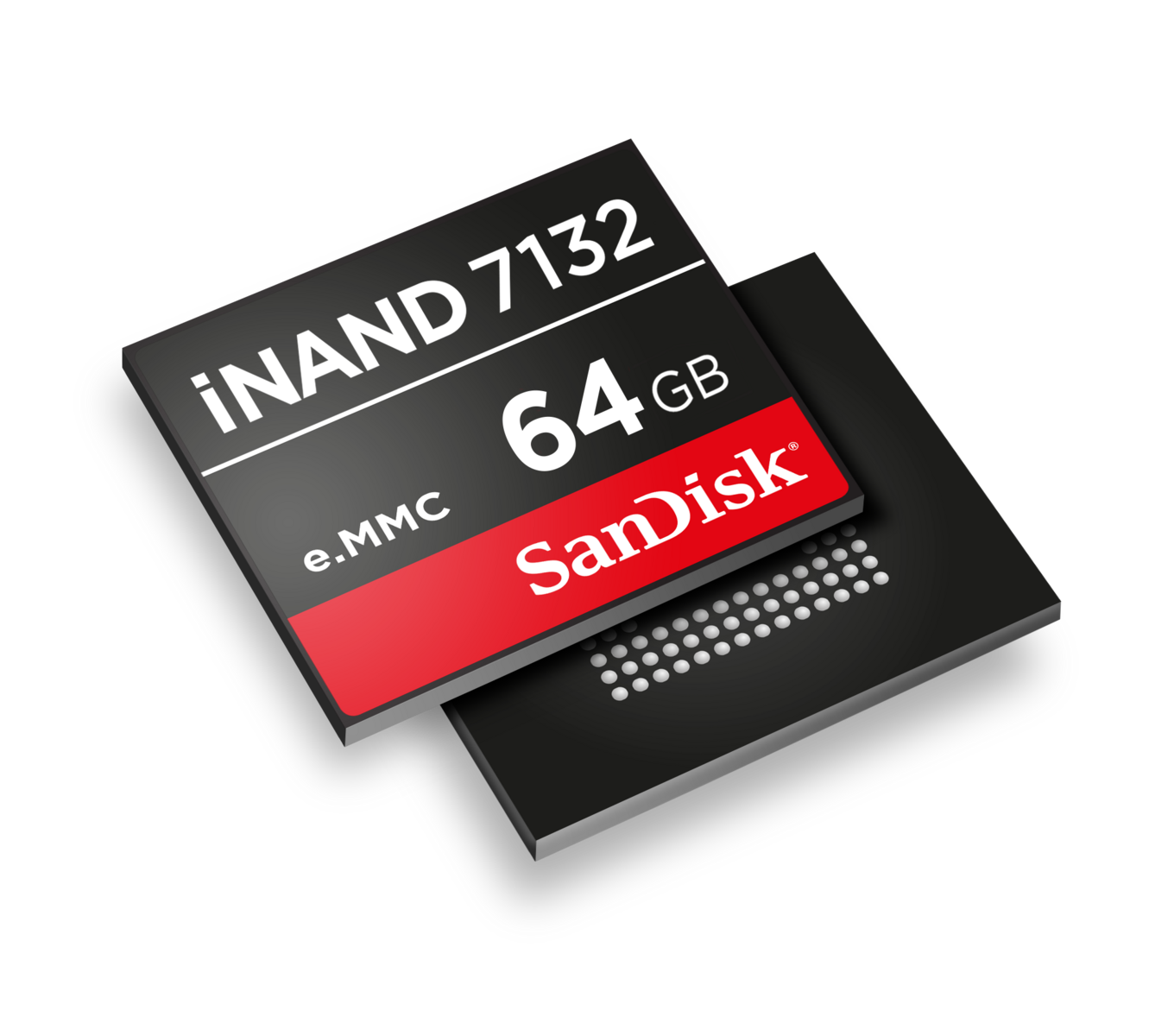 SanDisk introduces iNAND 7132 eMMC storage and several