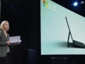 The Surface Pro 7 is unveiled on stage. (Source: Microsoft)