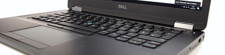 Dell Latitude 14 E5470 6440HQ Notebook Review - NotebookCheck net