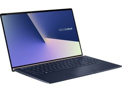 Asus ZenBook 15 UX533FD with Core i7-8565U, GeForce GTX 1050 Max-Q, and 512 GB NVMe SSD is only $1180 right now (Source: B&H)