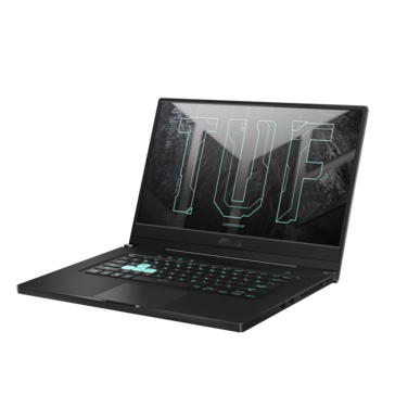 Asus TUF Gaming Dash F15 black (image via Asus)