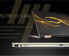 The HP Spectre 13 x360 2017. (Source: HP)