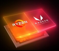 The higher iGPu clocks suggest that the Renoir APUs could include Vega 10 or even lower-tier Navi iGPUs. (Source: AMD)