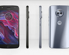 Motorola Moto X4 mid-range Android smartphone with Qualcomm Snapdragon 630 processor and dual cameras (Source: Motorola)