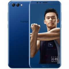 The Aurora Blue color option. (Source: Huawei)