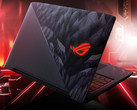 The Strix Hero edition features a custom design on the outer display casing. (Source: Asus)