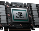 The Titan V is around 4 times faster than the GTX 1060, but it is 10 times more expensive, as well. (Source: Nvidia)