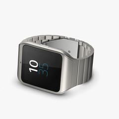 Sony SmartWatch 3 stainless steel available starting February 2015