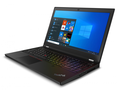 Lenovo's mobile workstation T15g appears a bit outdated