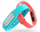 Xiaomi Mi Band 1S activity tracker with heart rate monitoring