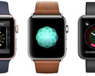 The upcoming Apple Watch Series 3 comes with built-in LTE but only for VoIP. (Source: MacRumors)