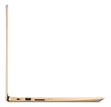 Acer Swift 3 15.6-inch in gold. (Source: Acer)