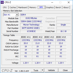 HP Pavilion Gaming 15t (i7-8750H, GTX 1060 3 GB) Laptop