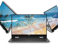 The slowest XPS 15 9575 is almost as fast as the fastest XPS 15 9560 (Image source: Dell)