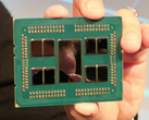 AMD finally revealed its Rome CPU, which confirmed rumors that it would feature 8 dies and a total of 64 Zen 2 cores. (Source: Anandtech)