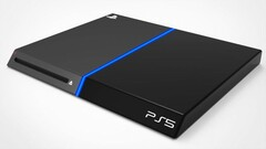 Plenty of concept designs for the PS5 have been appearing online. (Image source: TheNerdMag)