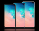 The Samsung Galaxy S10 series is currently comprised of the S10e, S10, and S10+. (Image source: Samsung)