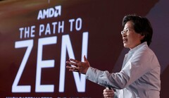Lisa Su has been CEO of AMD since 2014. (Image source: CGMagazine)