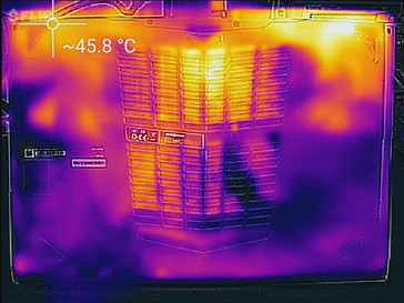Thermal profile, bottom, Witcher 3