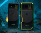 OnePlus has gone all out on the new 8T Cyberpunk 2077 Special Edition. (Image: OnePlus)