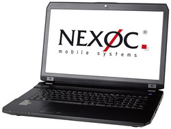 In review: Nexoc G734 IV. Test model provided by Nexoc Germany.