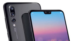 The Huawei P20 Pro. (Source: NDTV)