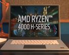 The AMD Ryzen 7 4800HS features an improved Vega iGPU. (Image source: AMD)