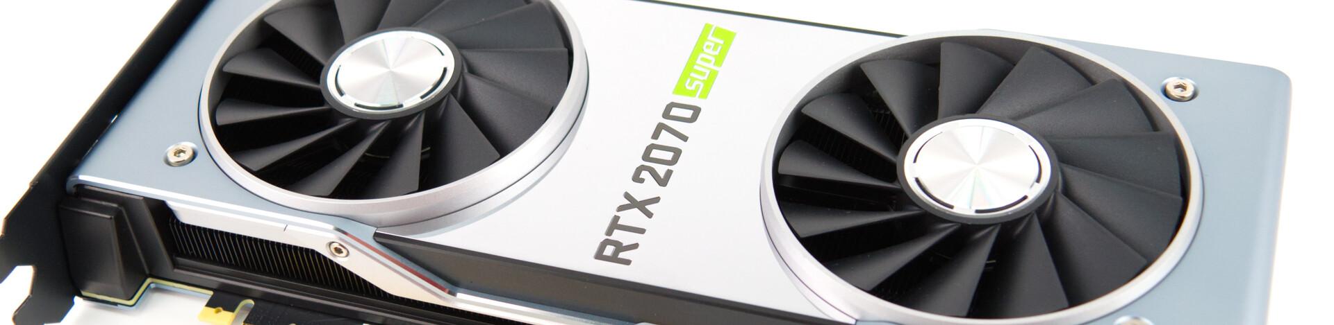 NVIDIA GeForce RTX 2070 SUPER Desktop GPU Review: In