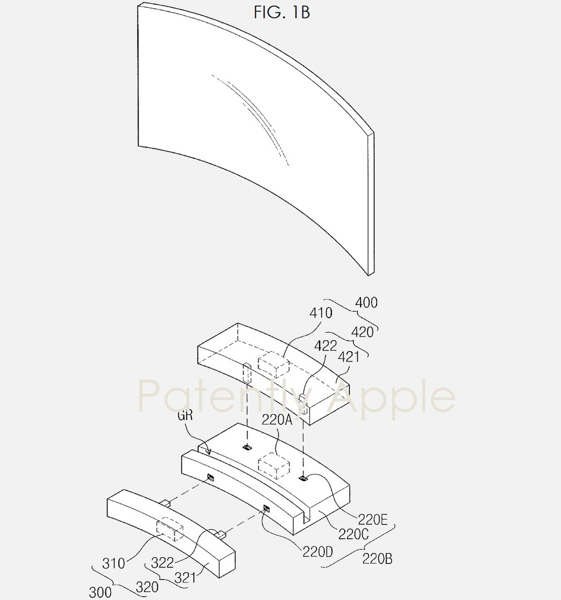 Samsung patents modular TV that turns into an AiO PC