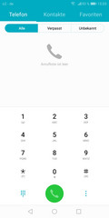 Honor 9 Lite: telephone app