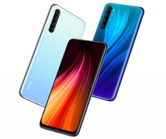 Xiaomi began upgrading the Redmi Note 8 to MIUI 12 globally earlier this week. (Image source: Xiaomi)