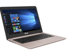 Asus hat started updating the Zenbook UX310 notebooks with Kaby Lake processors.