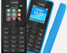 Microsoft Nokia 105 budget phone, available in single and dual SIM variants