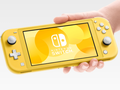 The battery life on the Switch Lite is improved thanks to the updated Tegra SoC and a smaller 5.5-inch screen. (Source: Nintendo)