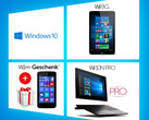 Allview announces Wi8G and Wi10N tablets with Windows 10