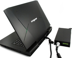 Eurocom announces 780 W external PSU for notebooks
