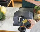 Android Pay in a grocery store (Source: Google - The Keyword)