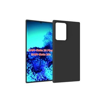 "The new ""Galaxy Note 20 Plus case"" leak. (Source: Twitter)"
