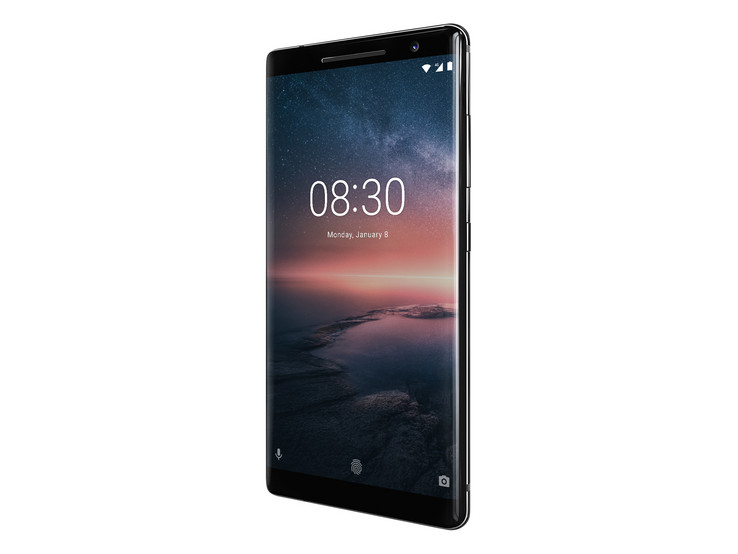 Image result for Nokia 8 Sirocco gets latest Android operating system