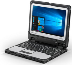 Panasonic Toughbook CF-33 rugged Windows convertible tablet with Intel Skylake processor