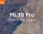The Mi 10 series will be released globally on March 27. (Image source: Xiaomi)