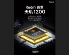A Redmi/Dimensity 1200 teaser. (Source: Weibo)