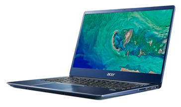 Acer Swift 3 14-inch in blue. (Source: Acer)